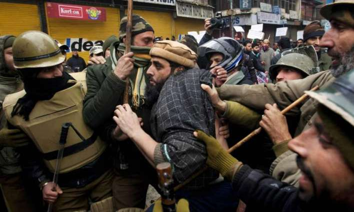 World urged to stop genocide in occupied Kashmir