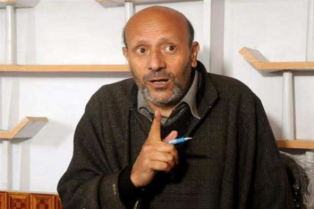 Er Rasheed highlights Kashmir situation in New Delhi