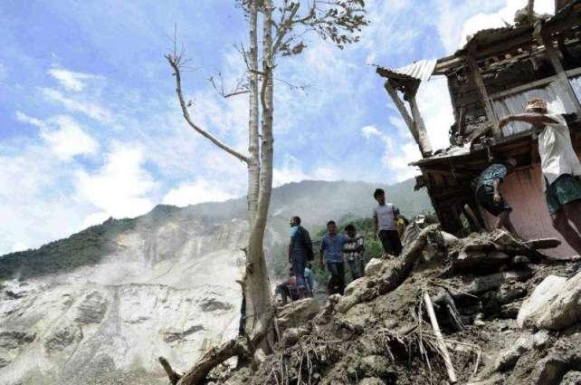 Floods, landslides kill at least 58 in Nepal