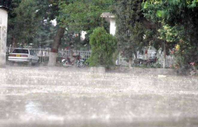 New monsoon rain spell lashes different parts of country