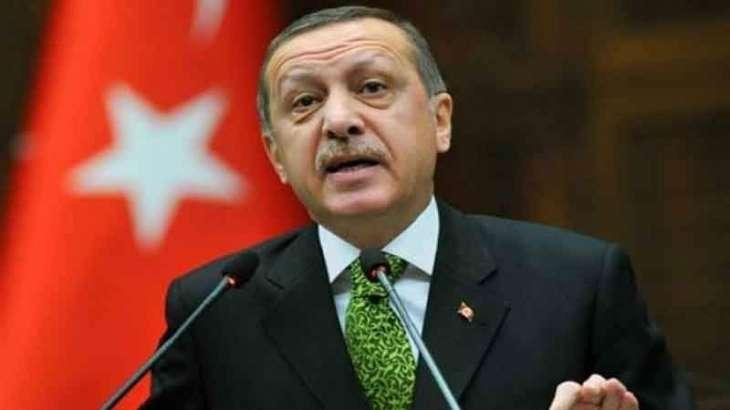 ترک صدر رجب طیب اردوآن 9 اگست کوںروس دا دورہ کریسن