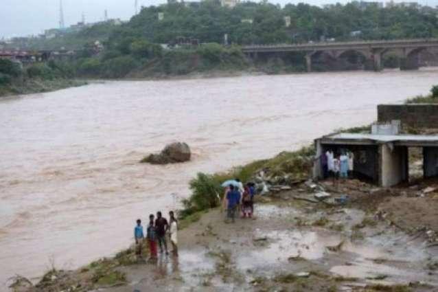 آسام وچ سیلاب نال صورتحال بئی خراب،متاثرہ لوکاں دی تعداد ساڈھے بارہ لکھ تھی گئی