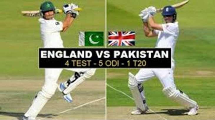 انگلینڈ اتے پاکستان دیاں کرکٹ ٹیماں وچال چار ٹیسٹ میچاں دی سیریز دا تریجھا میچ 3 اگست توںشروع تھیسی ڈوہیںٹیماں وچال سیریز 1-1 توں برابر