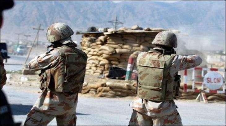 فرنٹیئر کور بلوچستان و کانود نافذکروک آادارہ غاک مچھ اٹی تخریب کاری نا ڈٹ ءِ بے سہب جوڑ کریر، ترجمان ایف سی