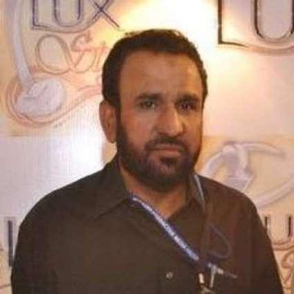 مسلم لیگ (ن) آزاد کشمیر نا الس نا اومیت آتیا پوروسلک، افتخار بیگ ایڈووکیٹ