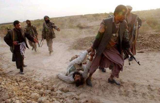 Afghan Army killed 141 militants