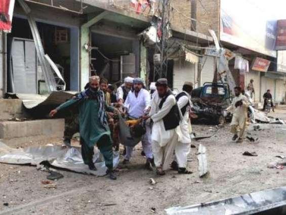 شام دے کْرد اکثریتی شہر اچ خودکش کار بم دھماکا، 44 افراد ہلاک، داعش ذمہ داری قبول کر گھدی