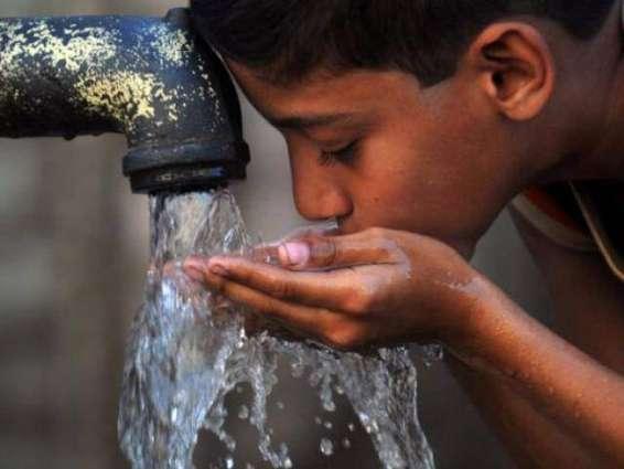 300 new tube wells in pipeline for Peshawar