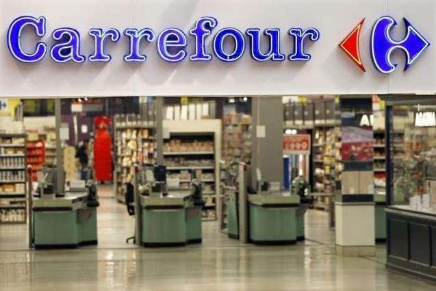 Carrefour profits plunge 40% to 129 mn euros