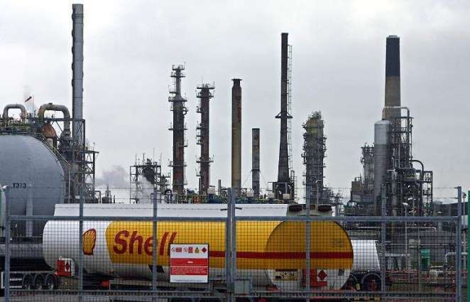 Shell says Q2 net profit dives 71% on low oil prices