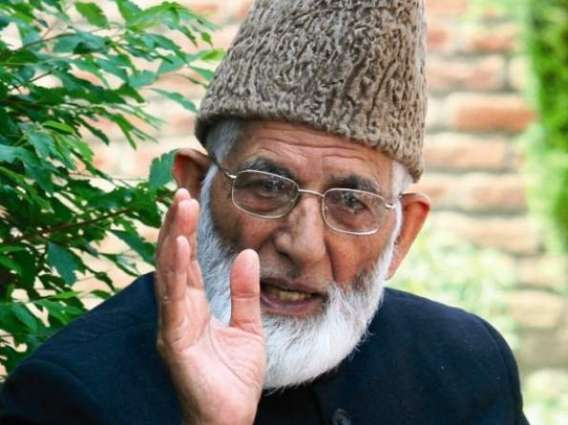 Indian agencies plotting to sabotage movement: Gilani