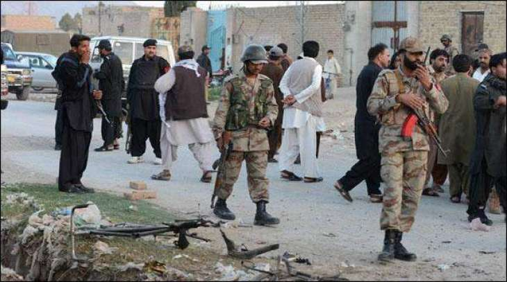 Quetta: Blast on Saryab Road, 9 injured including 4 FC officials