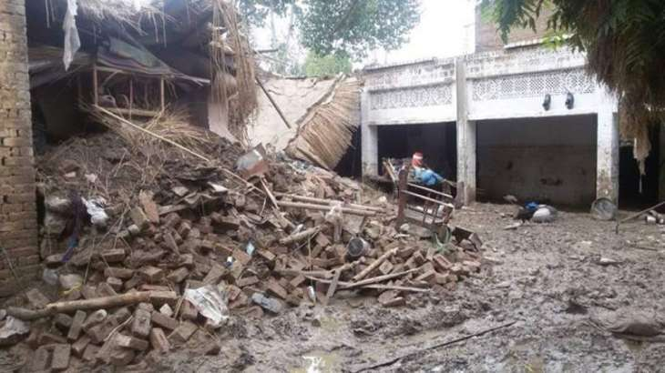 Rain kills 9, injures as many in KP: PDMA
