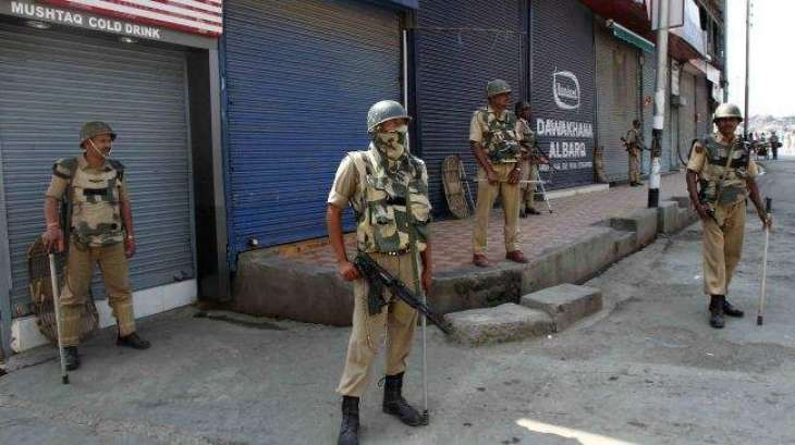 Int'l community's support for Kashmiris' right of self-determination sought