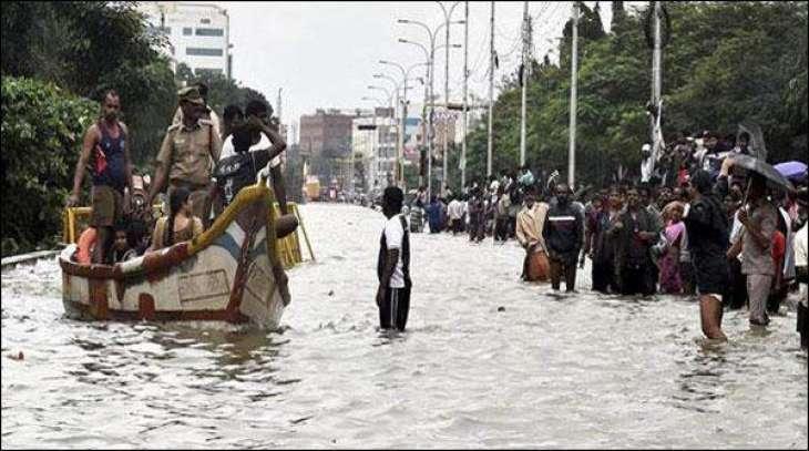 India monsoon disaster, 57 people killed