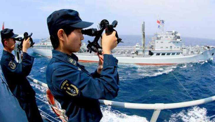 China, Russia to hold joint exercises in S China Sea: Beijing