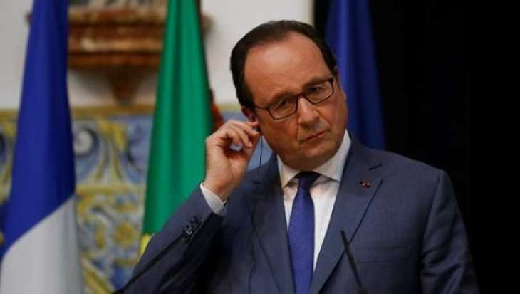 Hollande says France to form a National Guard
