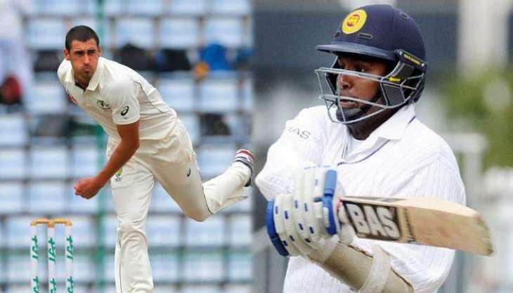 Cricket: Sri Lanka vs Australia 1st Test  - UPDATES at tea