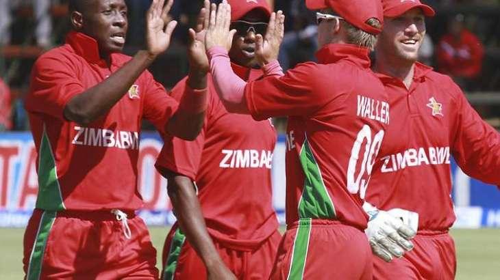 Cricket: Aggressive Wagner makes Zimbabwe suffer
