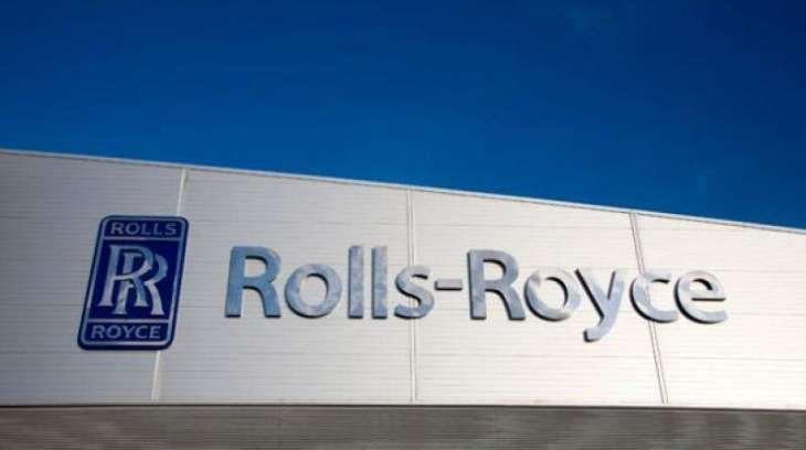 Rolls-Royce logs net loss on slumping pound