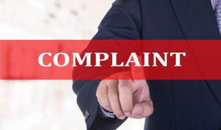 FOS director listens complaints