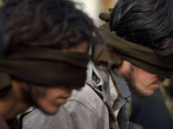 Militant commander arrested