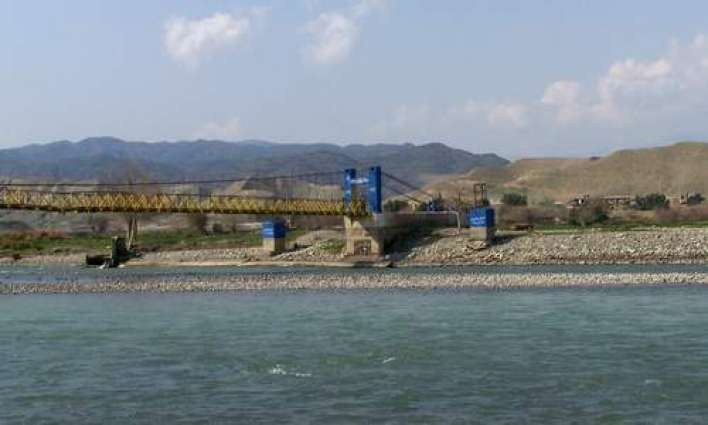Rivers Indus, Chenab, Kabul run in low flood