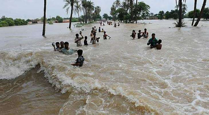 Shujabad canal division sets up five flood camps