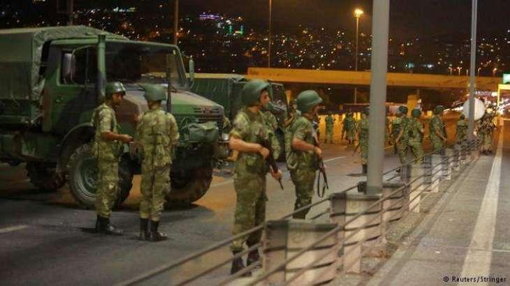 امریکی سفارتی عملے دے لوک خانہ کوں ترکی ونجنڑ دا اختیار