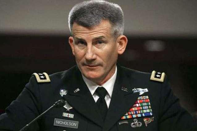 افغانستان اچ داعش دا شام تے عراق اچ قائم تنظیم نال براہ راست رابطہ ہے،جنرل جون نکلسن