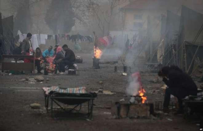 بلغاریه كښې د سوريه درې كډوالو په ضد د ترهه ګرۍ مقدمه درج كړې شوه