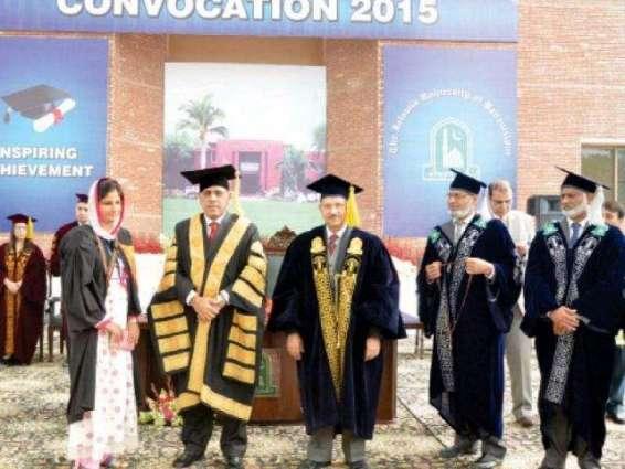 Medal for IUB Prof. Dr Muhammad Asghar Hashmi announced
