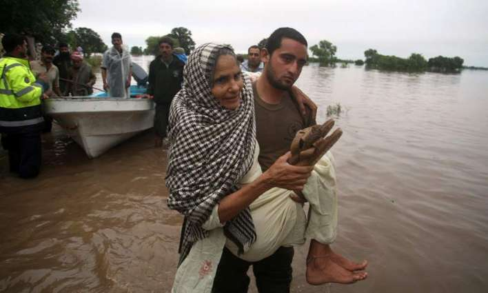 Flood hits Bajwat villages