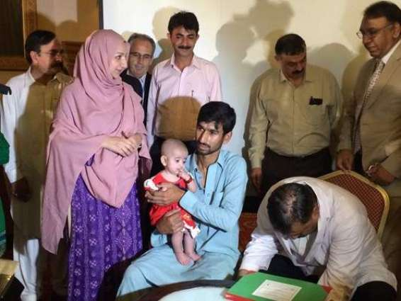 Govt to strengthen routine polio immunization: Saira