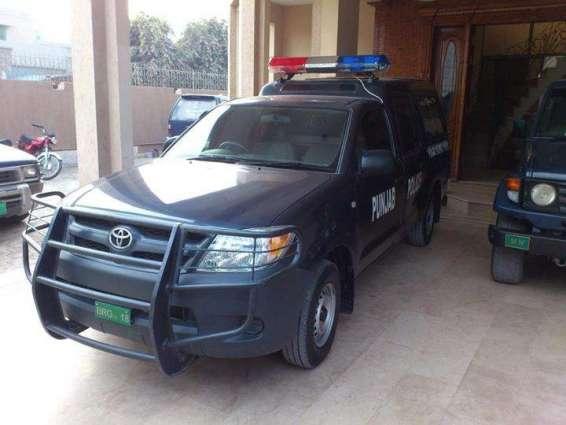 AIG Punjab Highway Patrol visits control room