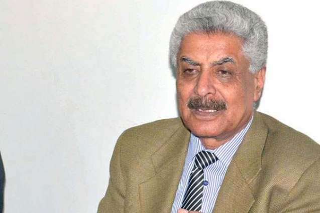 Qadir asks Sindh govt to extend Rangers powers