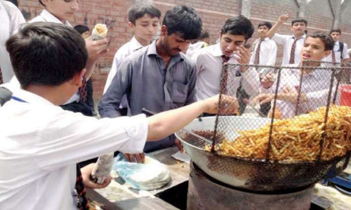 10 arrested for selling substandard, unhygienic food itms