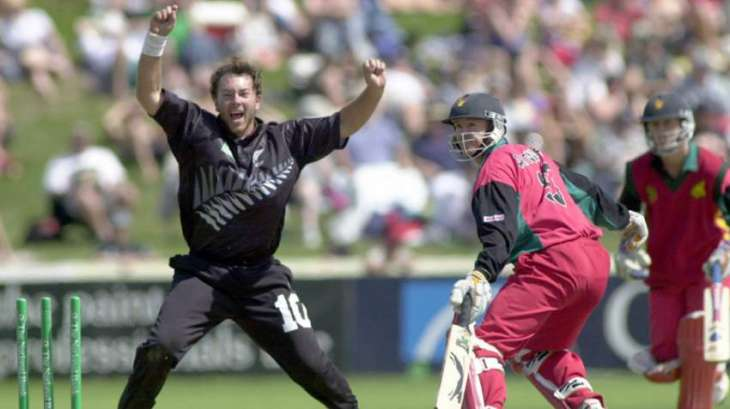 Cricket: Zimbabwe v New Zealand scoreboard - 1st update