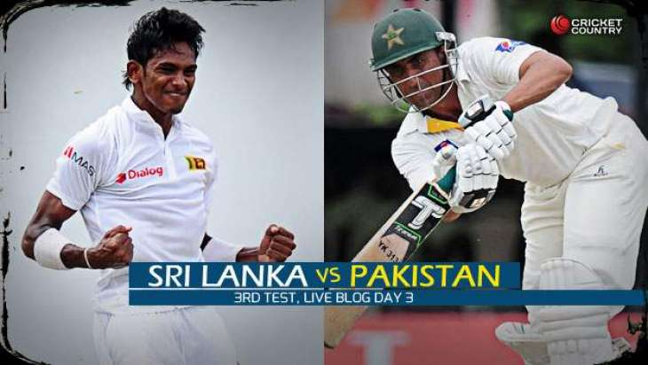 Cricket: Sri Lanka reach 282-6 in rain-hit Aussie Test