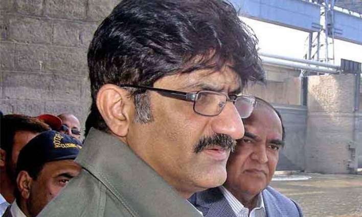 Murad Ali Shah new nominated CM of PPP denies to take MQM in to Govt.