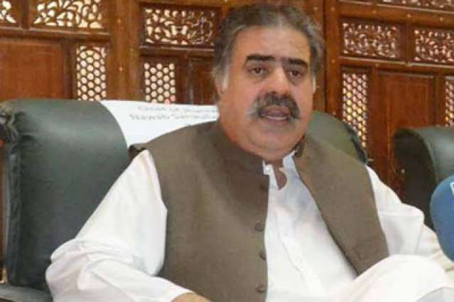 Govt utilizing resources for prosperity of Balochistan: Mujeeb