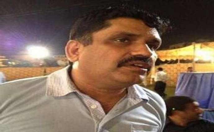 Anees Qaimkhani in Janah Hospital Karachi