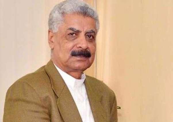 وزير شؤون الأقاليم والمناطق الحدودية الباكستاني يحث حكومة إقليم السندعلى تمديد الصلاحيات الخاصة لقوات رينجرز في مدينة كراتشي