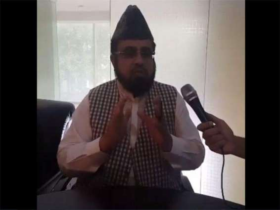 Police gets data of Mufti Abdul Qawi cell.