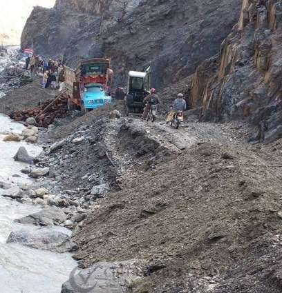 Garamchisma road to be repaired