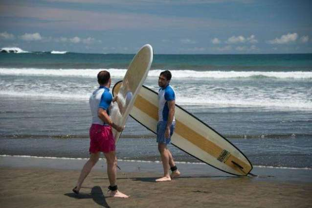 World surf contest coming to Costa Rica's Zika hotspot