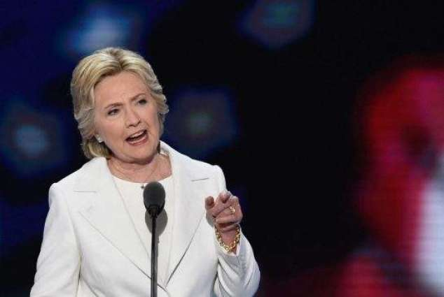 Clinton: US economy 'not yet' working as it should