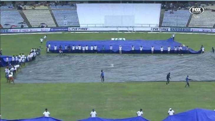Cricket: Rain delays Sri Lanka-Australia first Test