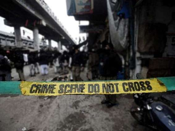 Three injured in blast, 64 suspects arrested