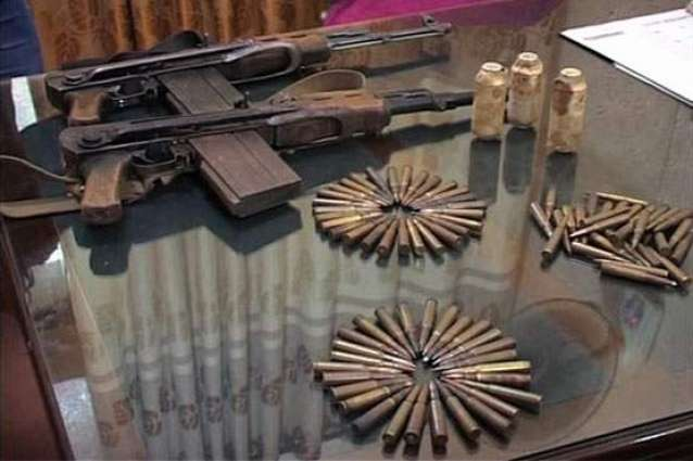 Karachi: Robber Gang arrested, weapons recovered